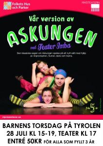 Askungen a4